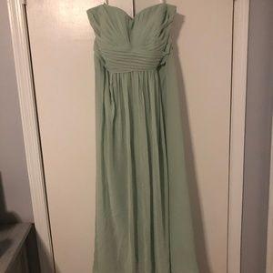 Meadow Davids Bridal Bridesmaid Dress size 22